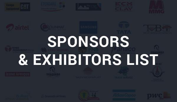KBM 2018 : list of sponsors et exhibitors